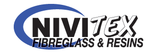Nivitex Fibreglass and Resins Logo Image