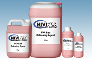 PVA Red Releasing Agent Products